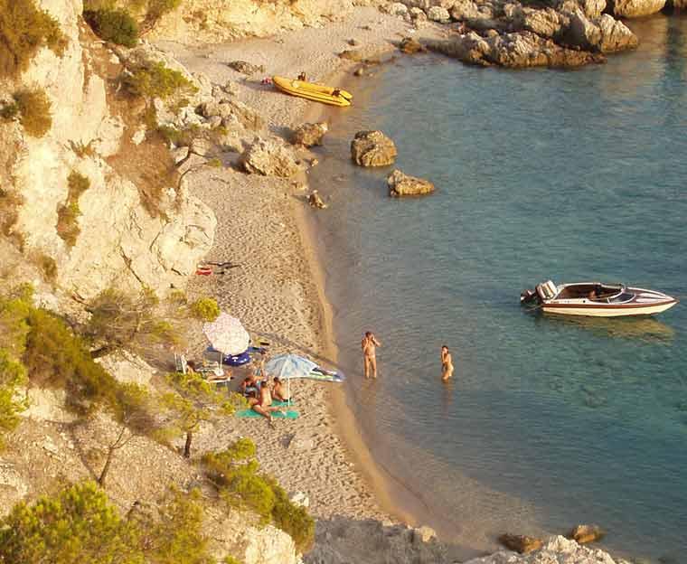 Map Beaches Photos Peljesac Croatia